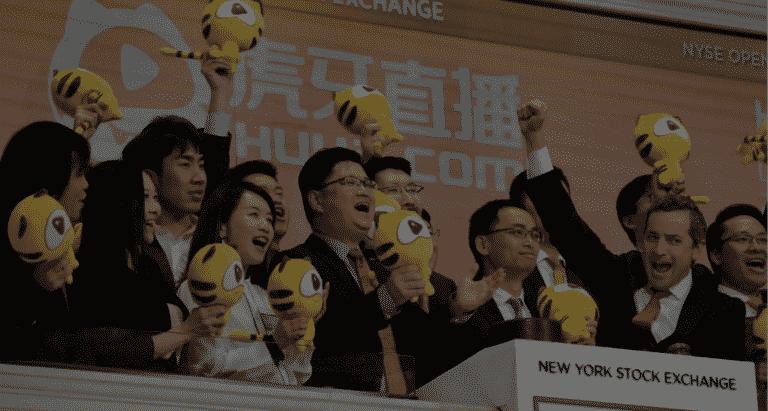 "HUYA Inc: the ""Twitch of China"""
