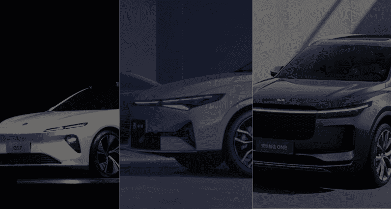 Selecting Your Chinese NEV Stock: An Ultimate Guide To NIO, XPeng, And Li Auto